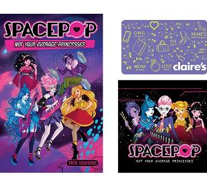 Win a SpacePOP Prize Package and $25 Claire's Gift Card!!!