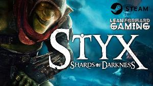 Win a Sream Download Key for Styx: Shards of Darkness!