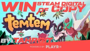 Win a Steam Digital Gift: TemTem The Game!