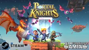 Win a Steam Download Key for Portal Knights!
