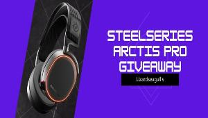 Win a Steelseries ARCTIS PRO Headset!