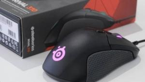 Win a SteelSeries Rival 310 gaming mouse!