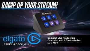 WIN A STREAM DECK MINI!