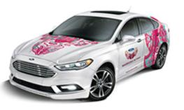 WIN: a stunning new 2017 Ford Fusion!