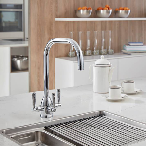 Win a stylish Triflow filtered water tap!