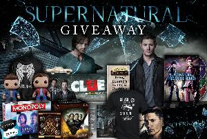 Win a #Supernatural Prize Pack