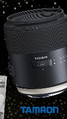 Win a Tamron SP 45mm f/1.4 Lense