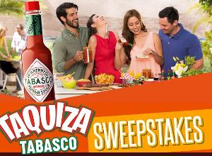 WIN a Taquiza Grilling Kit & $100 Gift Card!