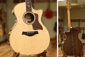 Win a Taylor 814ce