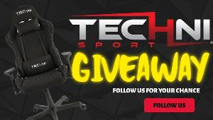 Win a Techni Gaming Chair!