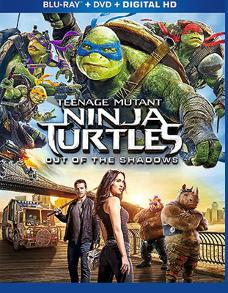 Win a Teenage Mutant Ninja Turtles: Out of the Shadows DVD!!!