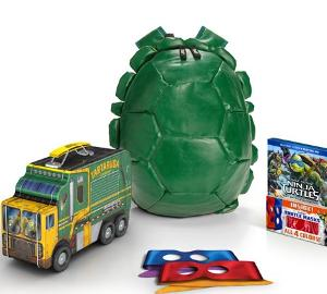 Win a Teenage Mutant Ninja Turtles: Out of the Shadows Prize Pack!!!