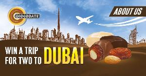 WIN a Trip for 2 to Dubai