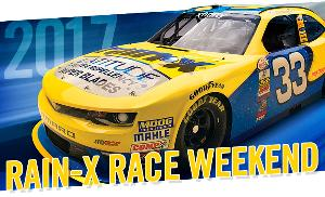 Win a Trip for 2 to Race Weekend!