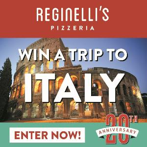 WIN: a Trip for 2 to Rome, Italy!