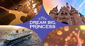 Win a trip for 4 to a Disney World Resort and a Disney cruise