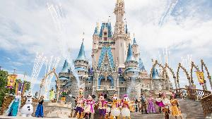Win a Trip for 4 to Walt Disney World
