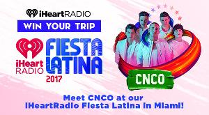 Win a Trip for Four to Miami to see CNCO