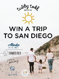 Win a Trip for four to San Diego