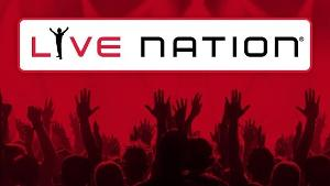 WIN: a trip for two to a Live Nation concert of your choice