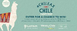 WIN: a Trip for TWO to Chile!