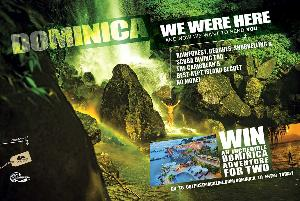 WIN: a Trip for Two to Dominica