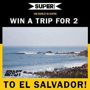 Win A Trip for Two to El Salvador