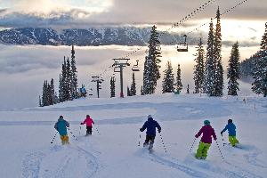 win a trip for two to Fernie