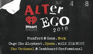 Win a Trip for two to Meet the Headliners of ALTer EGO