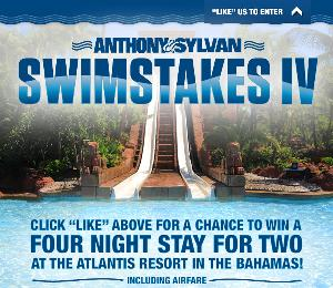 Win a trip to Atlantis for 2