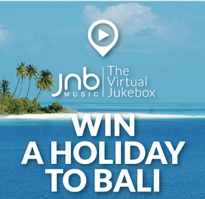 Win a trip to Bali for Two