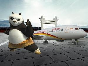 WIN: a Trip to China for a Week and see Your design painted on a Boeing 787-9 Dreamliner