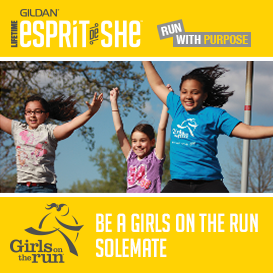 Win a Trip to Colorado for the Gildan Esprit de She 5k/10k, yoga and sunset concert arv $3814