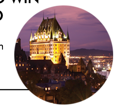 WIN a trip to Fairmont Le Chateau Frontenac