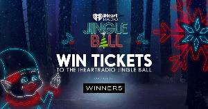 Win a Trip to the 2017 iHeartRadio Jingle Ball in Toronto