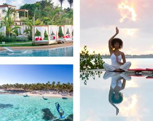 win a trip to your choice of one of Club Med's stunning all-inclusive resorts in the Caribbean, Mexico or Florida.