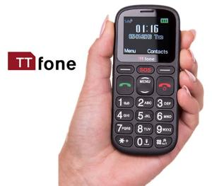 Win a TTfone Comet moble phone