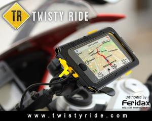 Win a Twisty Ride and Apple Iphone 6