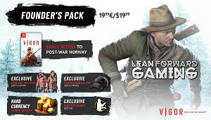 Win a Vigor Founders Pack (for Nintendo Switch)!
