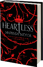 WIN: a VIP trip to have a tea party with Heartless author Marissa Meyer