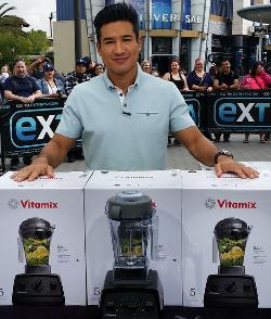 Win a Vitamix Explorian Series E310 blender