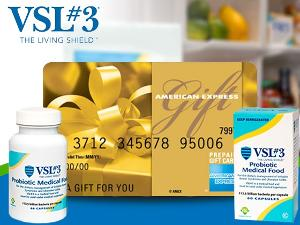Win a VSL#3 Prize Package & a $200 Amex Gift Card!!