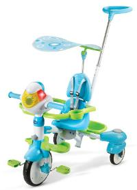Win a VTech 4-in-1 Stroll & Grow Tek Trike