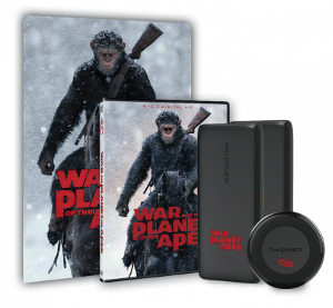 WIN a War for the Planet of the Apes prize pack