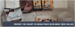 WIN A WHERE THE HEART IS SWAG PACK GIVEAWAY ($30 VALUE)