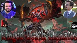 Win a Winged Death Thanatos Skin for SMITE!