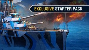 Win a World of Warships Starter Pack!