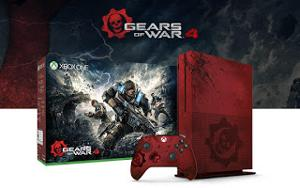 Win a XBOX ONE S – GEARS OF WAR 4 LIMITED EDITION 2TB CONSOLE