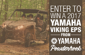 Win a Yamaha Viking EPS ($14,000)