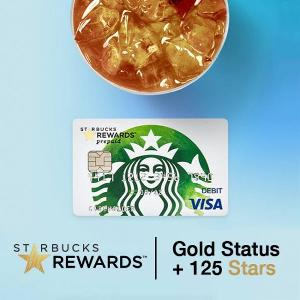 Win a year's worth of Starbucks